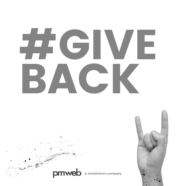 #giveback