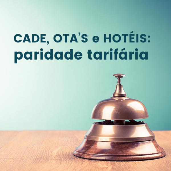 Cade faz acordo com OTAs: saiba o que muda para os hotéis