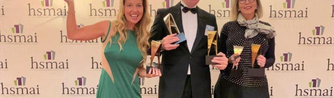 Pmweb no Adrian Awards 2019: 4 clientes, 6 troféus e 5 categorias
