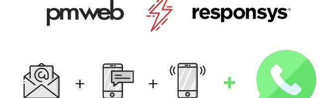 Pmweb inova ao fazer integração inédita de WhatsApp com Responsys