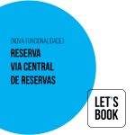 Let's Book, mais segurança nas reservas via central de reservas