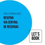 Let's Book, mais segurança nas reservas via central de reservas