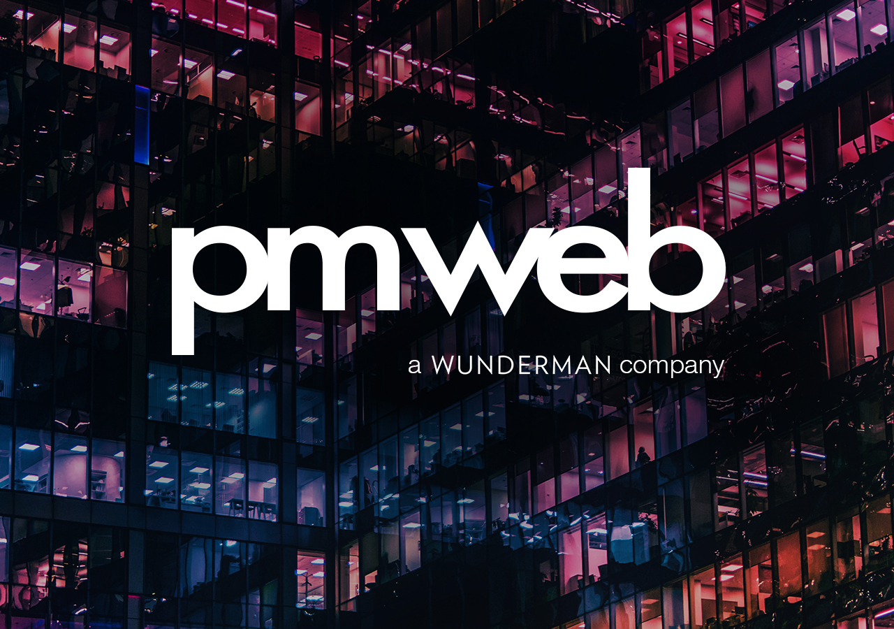 Ladies and gentlemen: Pmweb, a Wunderman company