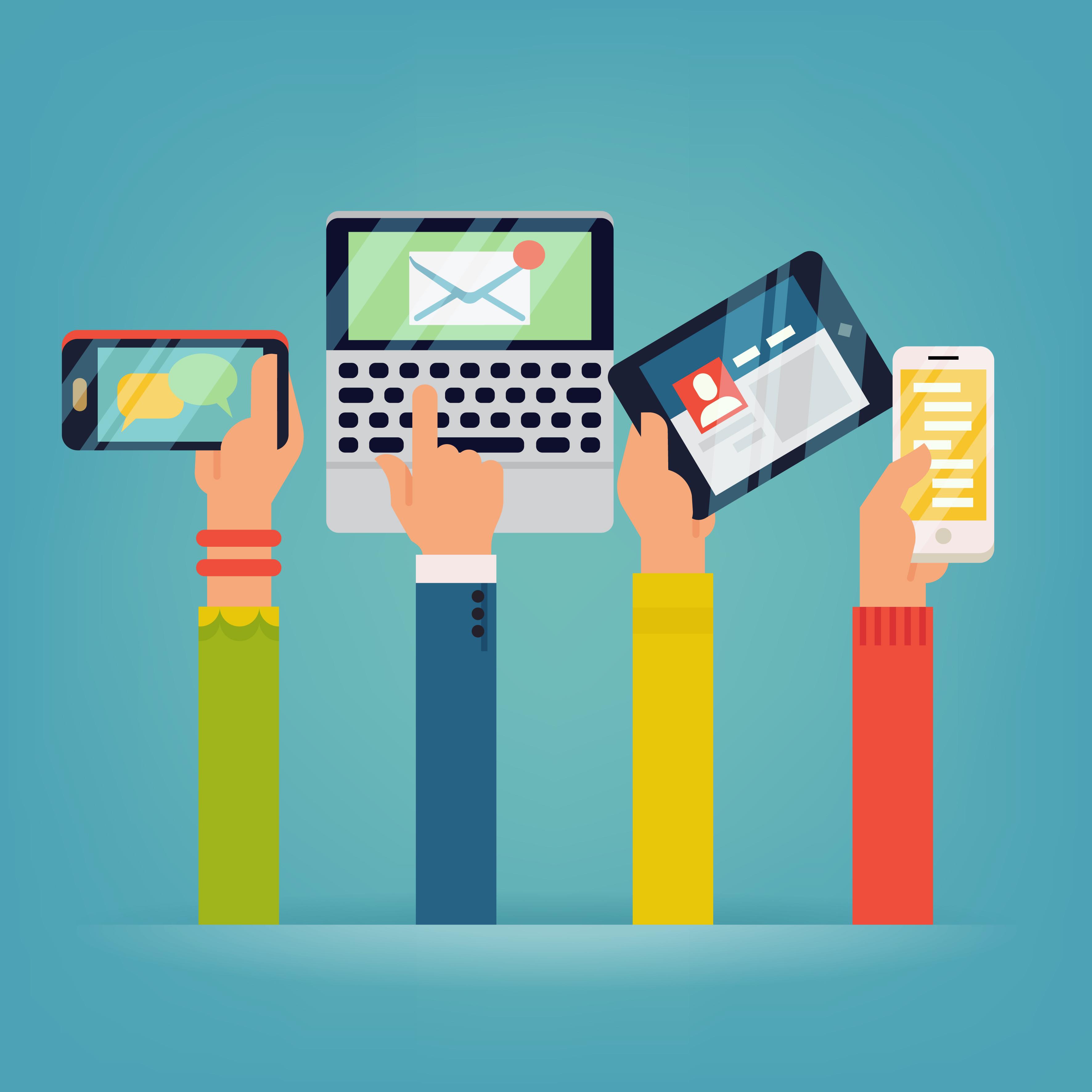 Dispositivos móveis > Desktop