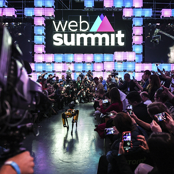 Pmweb Hit The Road no Web Summit 2019