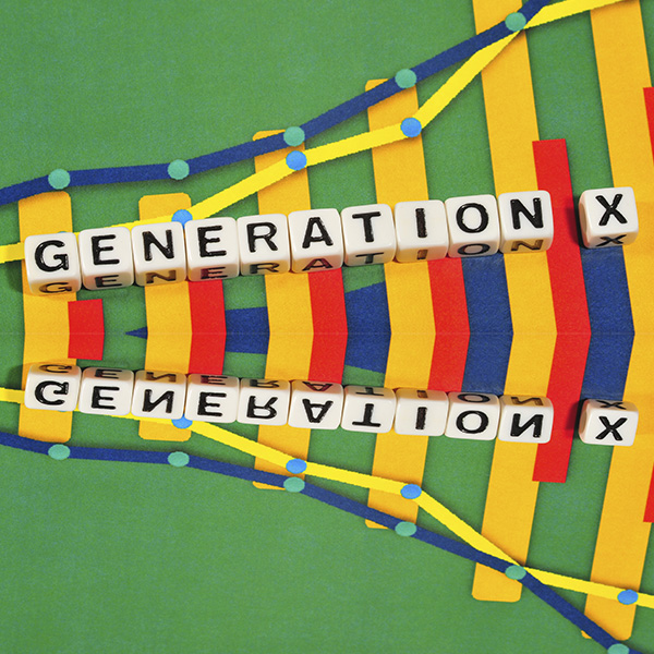 Publisher presents study on Generation X